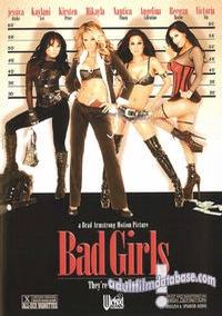 Bad Girls DVD VHS Video Image
