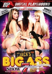 Jack's Big Ass Show 7 DVD VHS Video Image