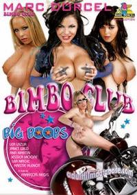 Bimbo Club - Big Boobs box cover