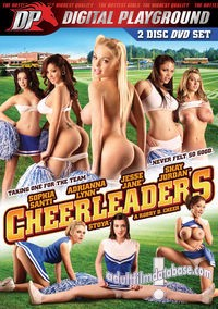 Cheerleaders box cover