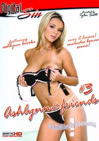 Ashlynn and Friends 3 box cover
