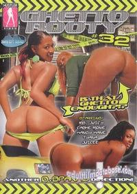Ghetto Booty 32 box cover