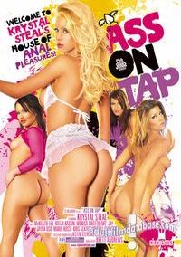 Ass on Tap box cover