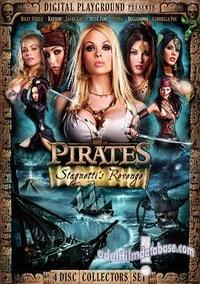 Pirates II - Stagnetti's Revenge box cover