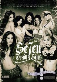 Se7en Deadly Sins box cover