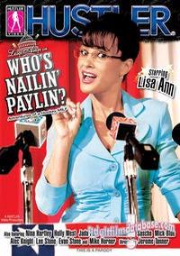 Who's Nailin' Paylin? box cover