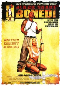 Black Snake Boned! box cover