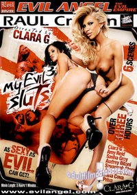 My Evil Sluts 3 box cover
