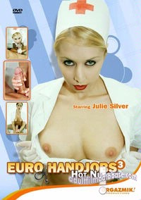 Euro Handjobs 3 - Hot Nurses box cover