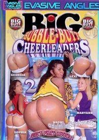 Big bubble butt cheerleader