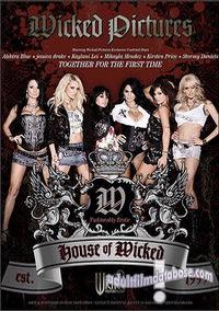 House of Wicked DVD VHS Video Image