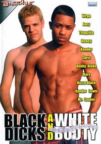 Black Dicks and White Booty box cover