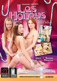 Les Honeys box cover