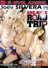Big Ass She-Male Road Trip 14 box cover