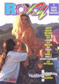 Roxy - A Gang Bang Fantasy box cover