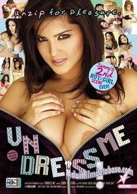 Undress Me DVD VHS Video Image