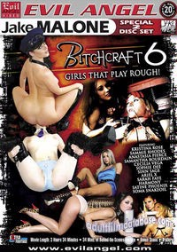 Bitchcraft 6 box cover