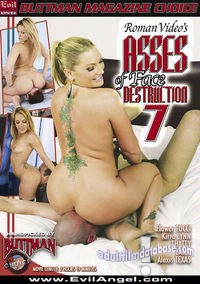 Asses of Face Destruction 7 video