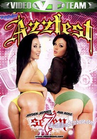 Azz Fest 7 box cover