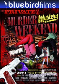 Murder Mystery Weekend box cover