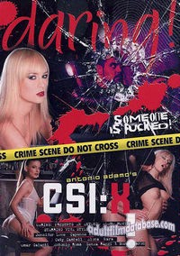 CSI - X box cover
