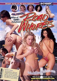 Road Whores box cover