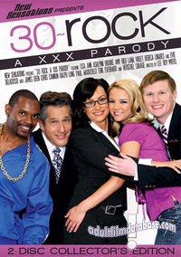 30 Rock - A XXX Parody box cover