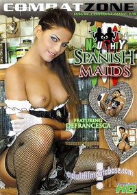 Naughty Spanish Maids box cover