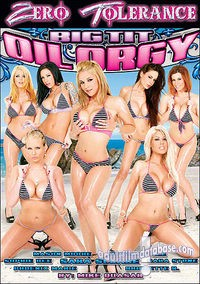 Big Tit Oil Orgy box cover