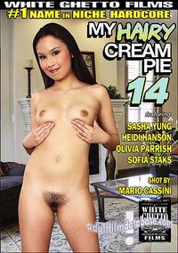 My Hairy Cream Pie 14 box cover