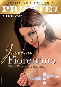 Private Life of Jessica Fiorentino box cover