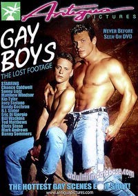 Gay Boys - The Lost Footage