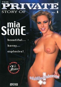 Private Story of Mia Stone box cover