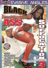 Black Ass Suffocation 3
