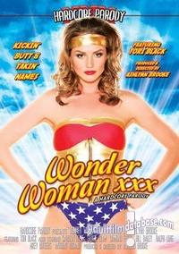 Wonder Woman XXX box cover