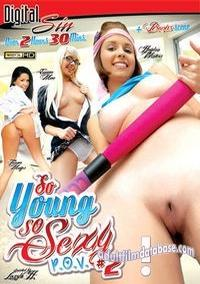 So Young So Sexy POV 2 box cover