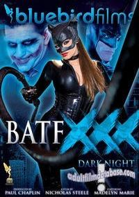 BatFXXX - Dark Knight Parody box cover