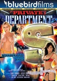 Department S Mission 1 - City of Broken Angels box cover