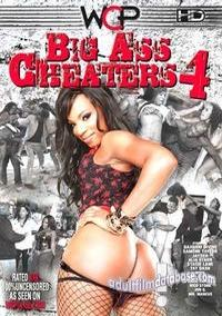 Big Ass Cheaters 4 box cover