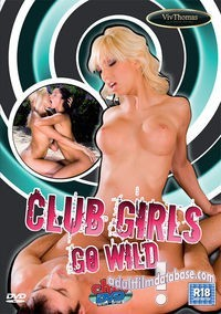 Club Girls Go Wild box cover