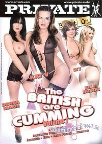 Best By Private 149 - The British Are Cumming box cover
