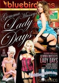 Gemma Massey's Lady Days video
