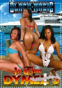 1st Time Dymez 3 box cover