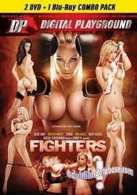 Fighters DVD VHS Video Image