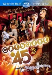 Cathouse '45 DVD VHS Video Image