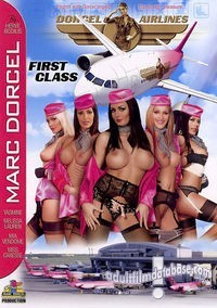 Dorcel Airlines - First Class box cover