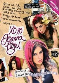 XOXO Joanna Angel box cover