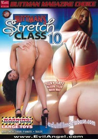 Buttman's Stretch Class 10 box cover