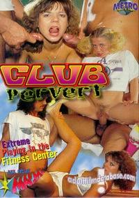 Club Pervert box cover