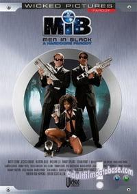 Men in Black - A Hardcore Parody DVD VHS Video Image